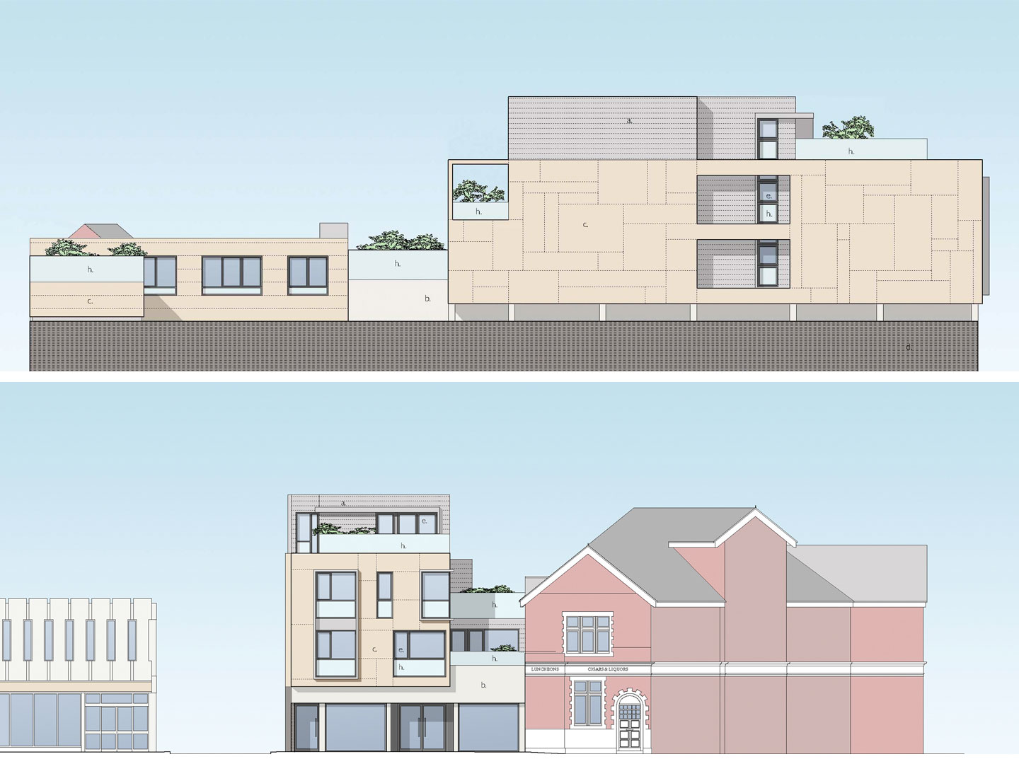 mitcham_road-elevations
