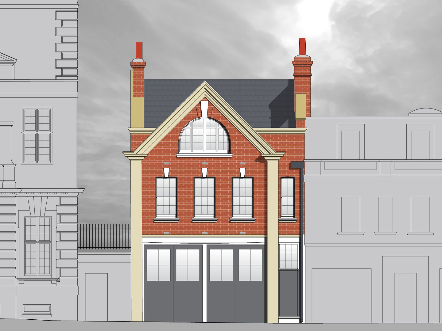 1_lees_place-elevation_front_colour