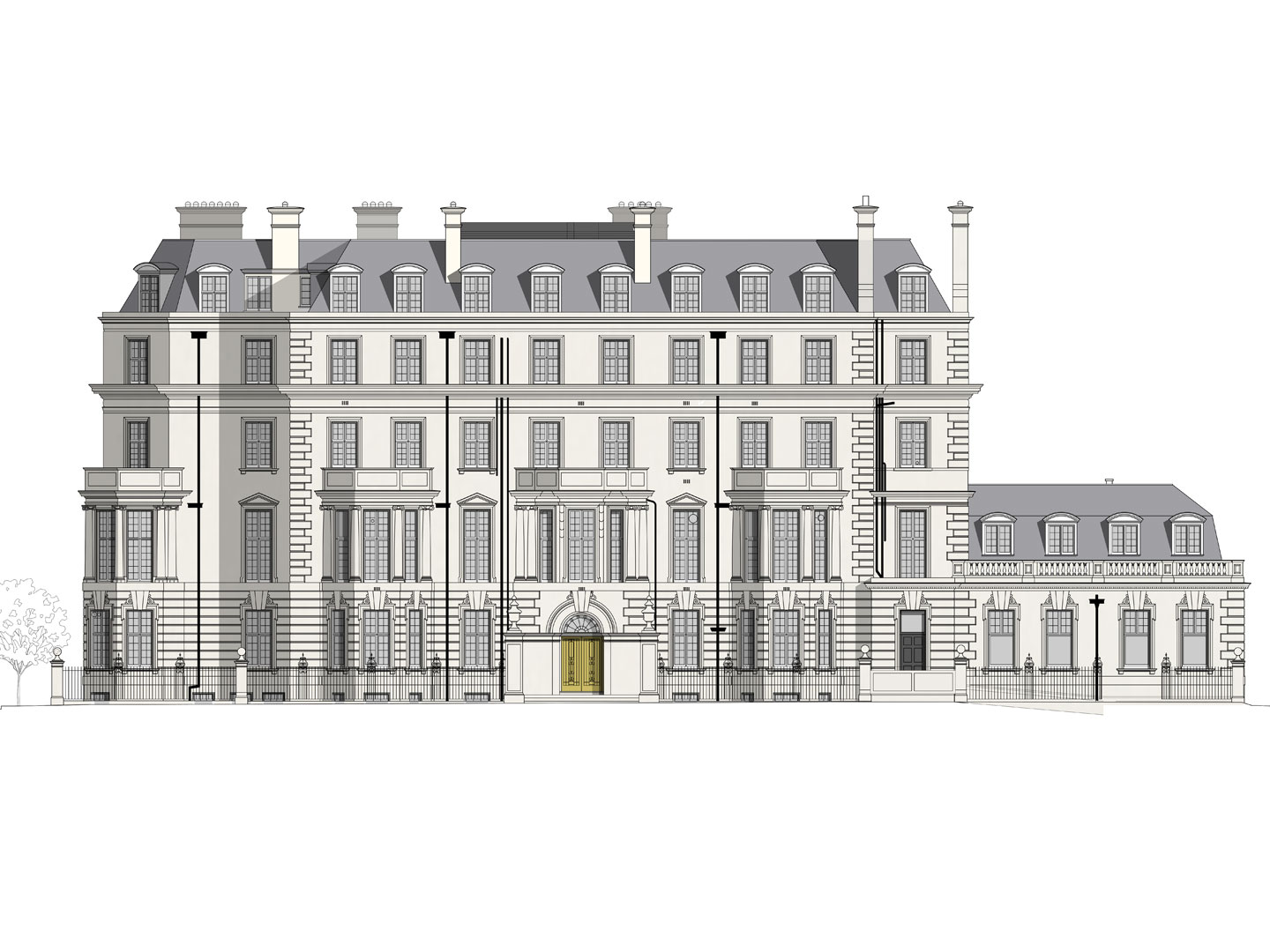 22_grosvenor_square-colour_elevation