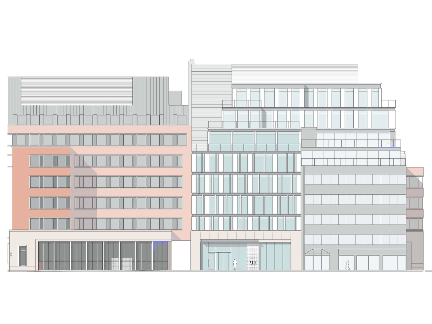98_fetter_lane-colour_elevation_cad