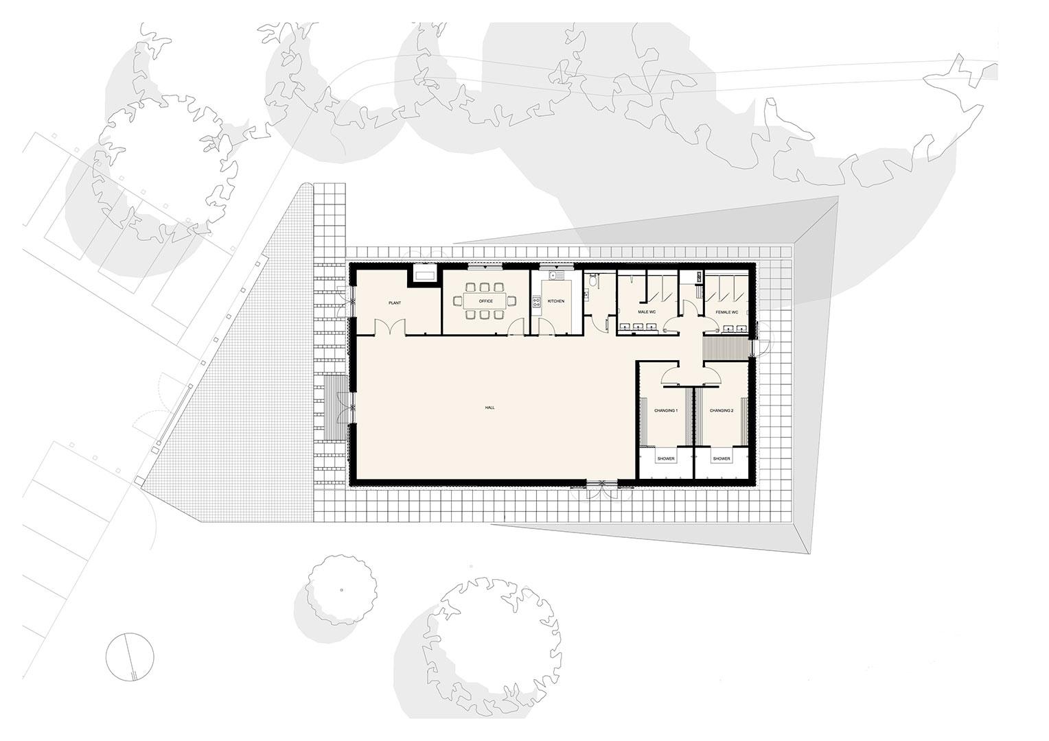 Ightham-Scout-Pavilion_Ground-floor-plan