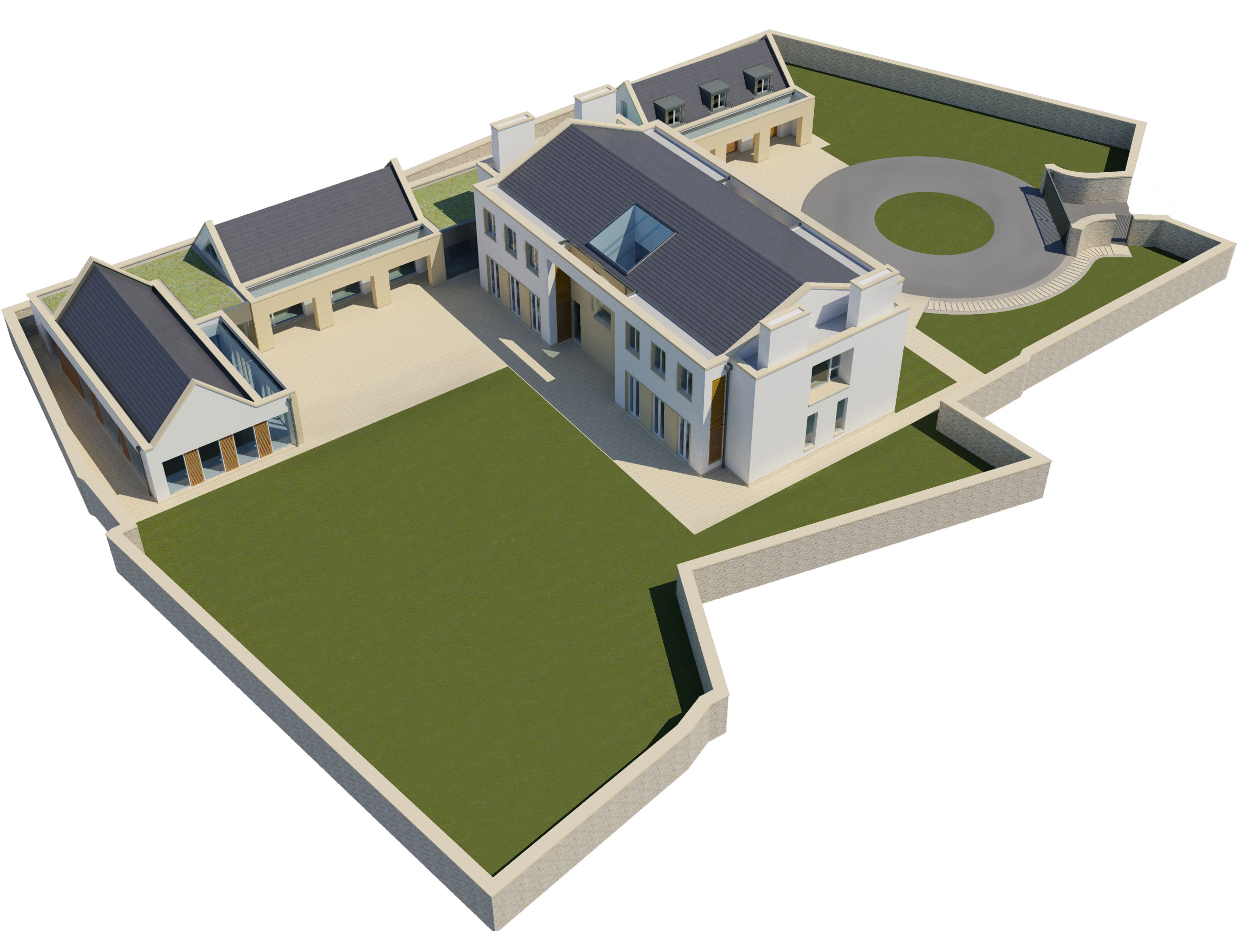 laleston_house-cgi_birdseye-rear