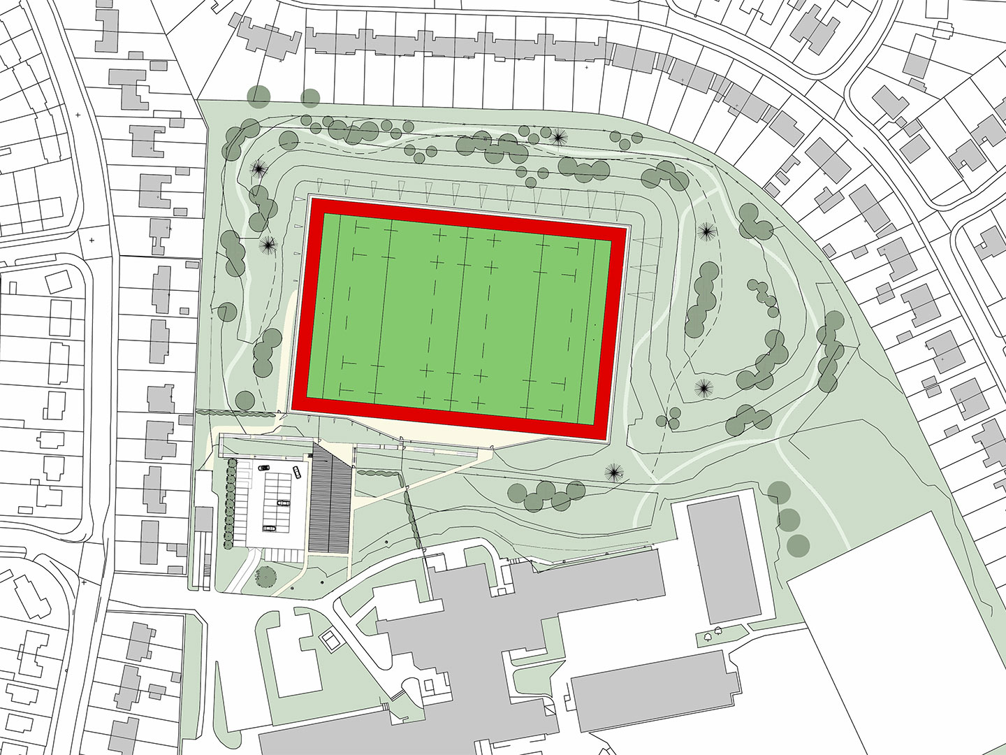 llanishen_rfc_clubhouse-site_plan