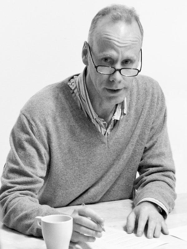 Andrew Gilbert - RIBA Cartered Architect