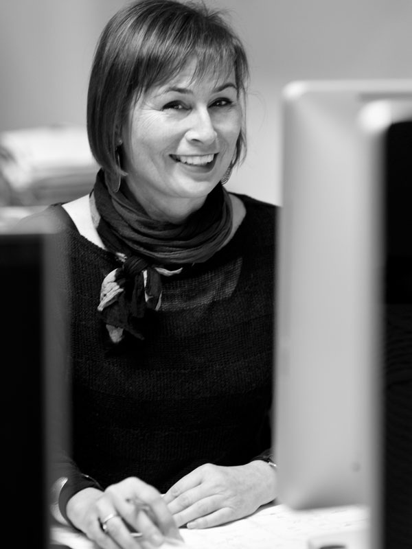 Sandra Morris - Latitude Architects practice manager